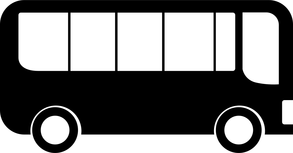 bus side view svg png icon free download 10727
