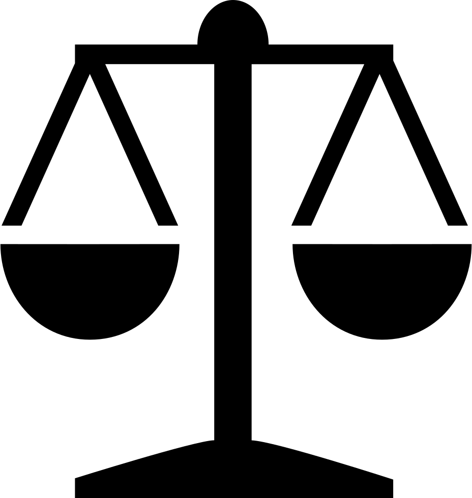 Justice Balance Equality Court Svg Png Icon Free Download ...