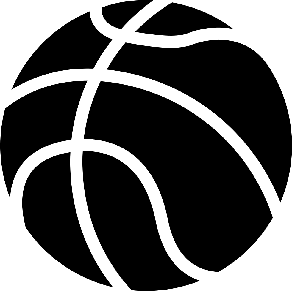 basketball ball svg png icon free download   23195 t ball clipart images t ball clip art black and white