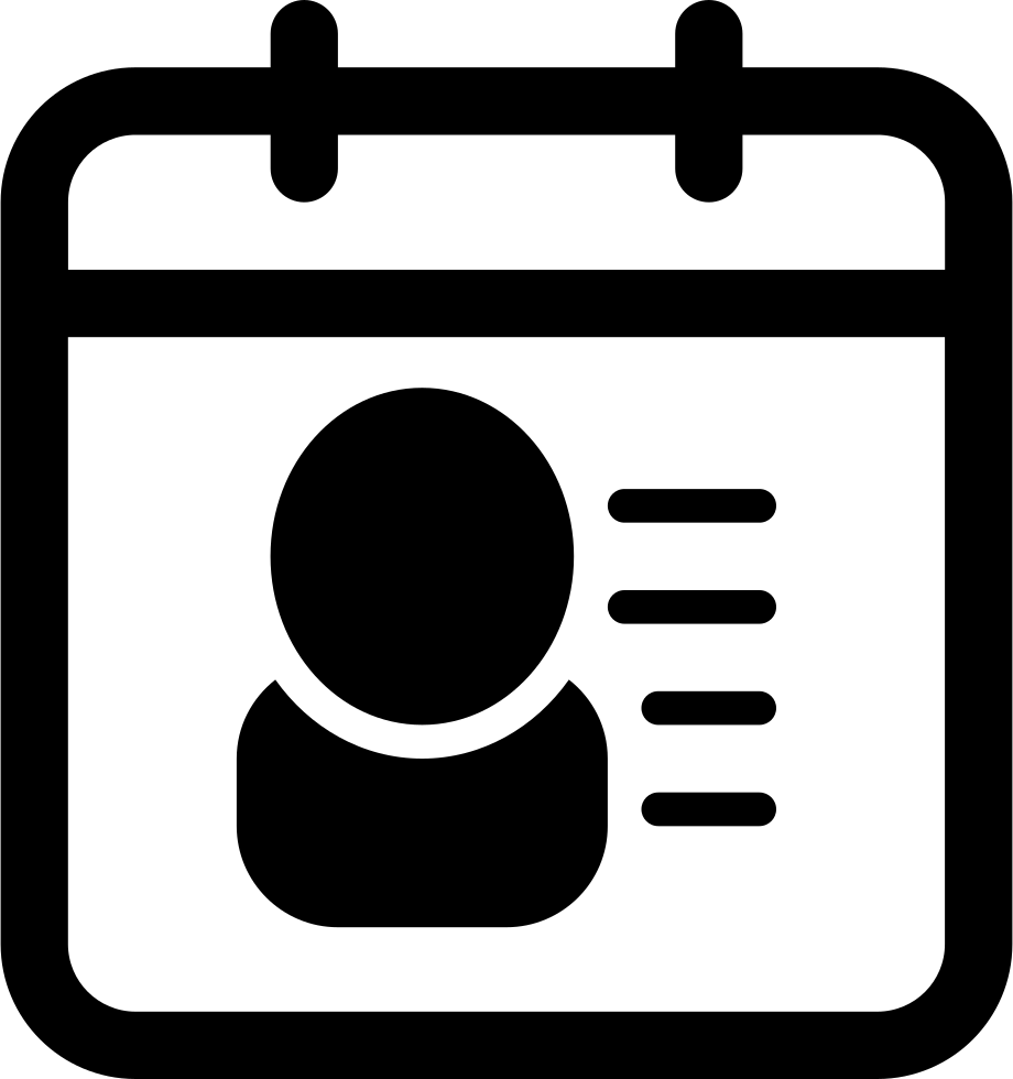 personal data icon svg file onlinewebfonts cdr eps