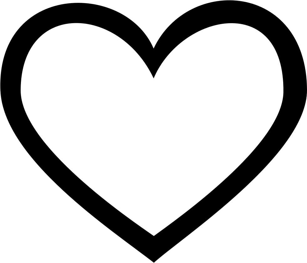 Heart Line Svg Png Icon Free Download 251504