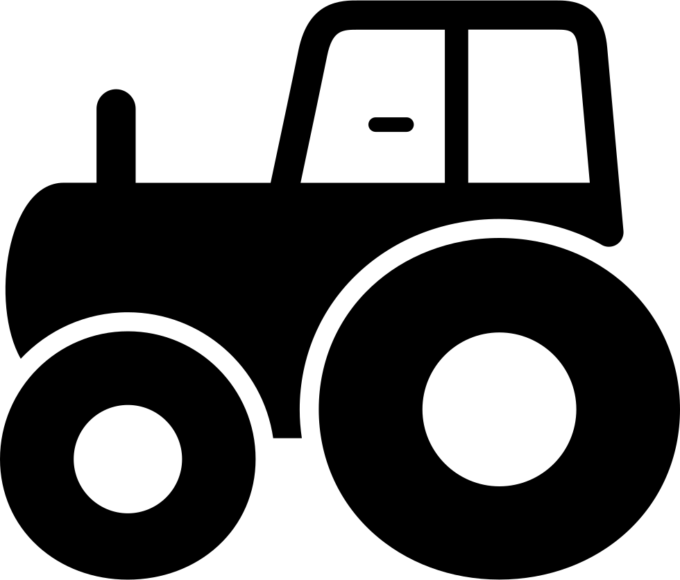 Tractor Svg Png Icon Free Download (#323545