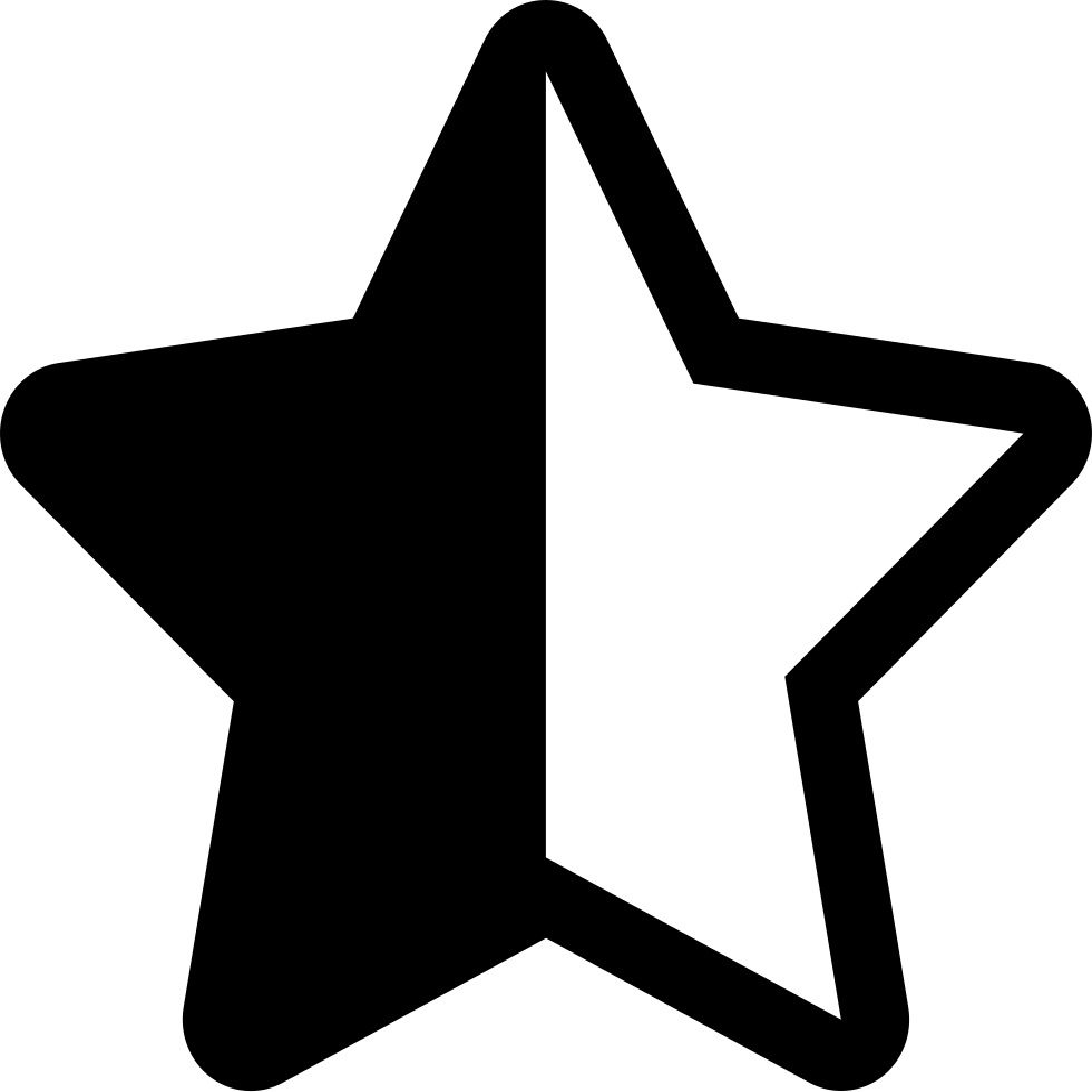 white star icon - photo #42