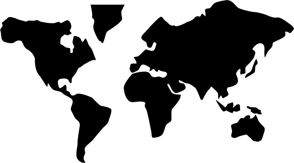 World Map Svg Png Icon Free Download (#35715 ...