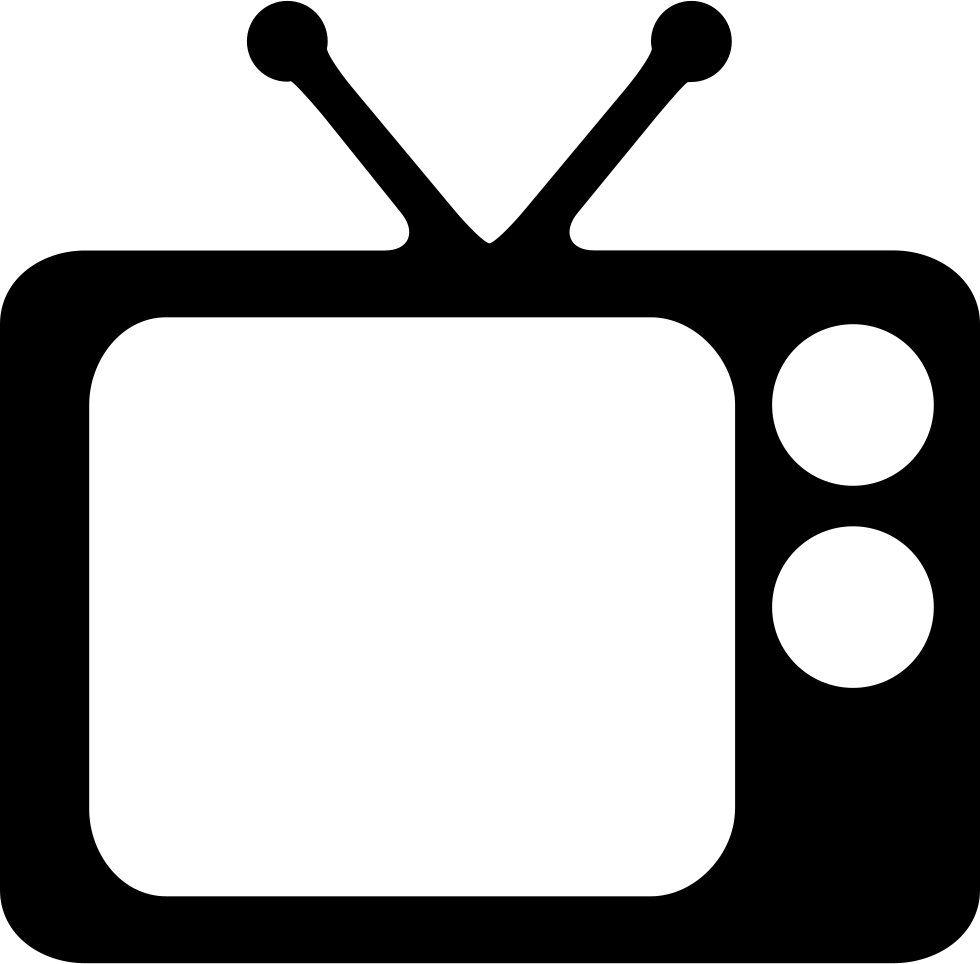 Television Screen With...