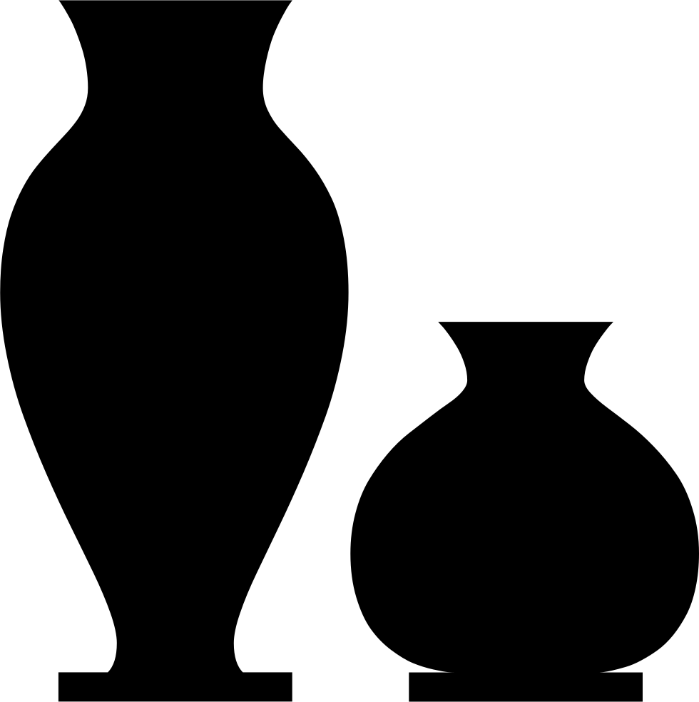 Vases Svg Png Icon Free Download 426243