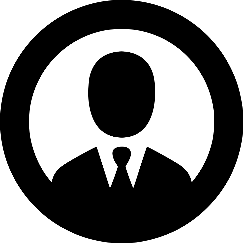 man user account avatar person contact profile svg png
