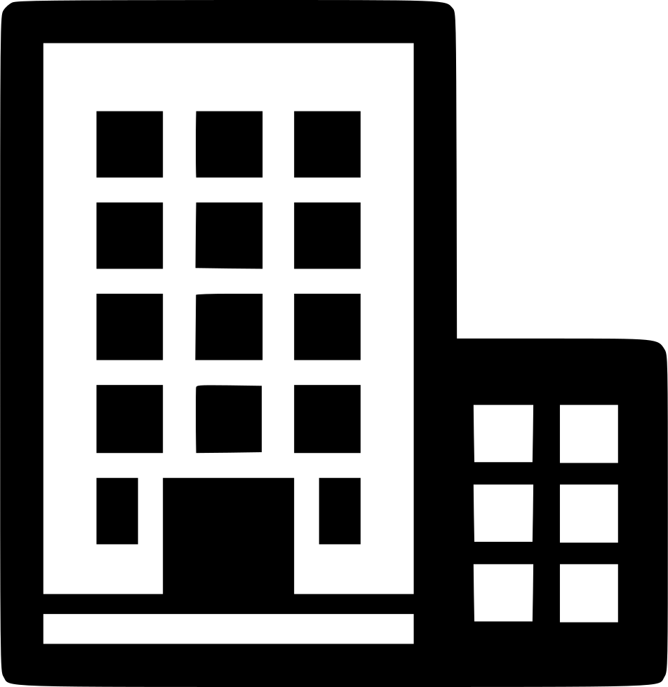 office head quarters hq building job svg png icon free