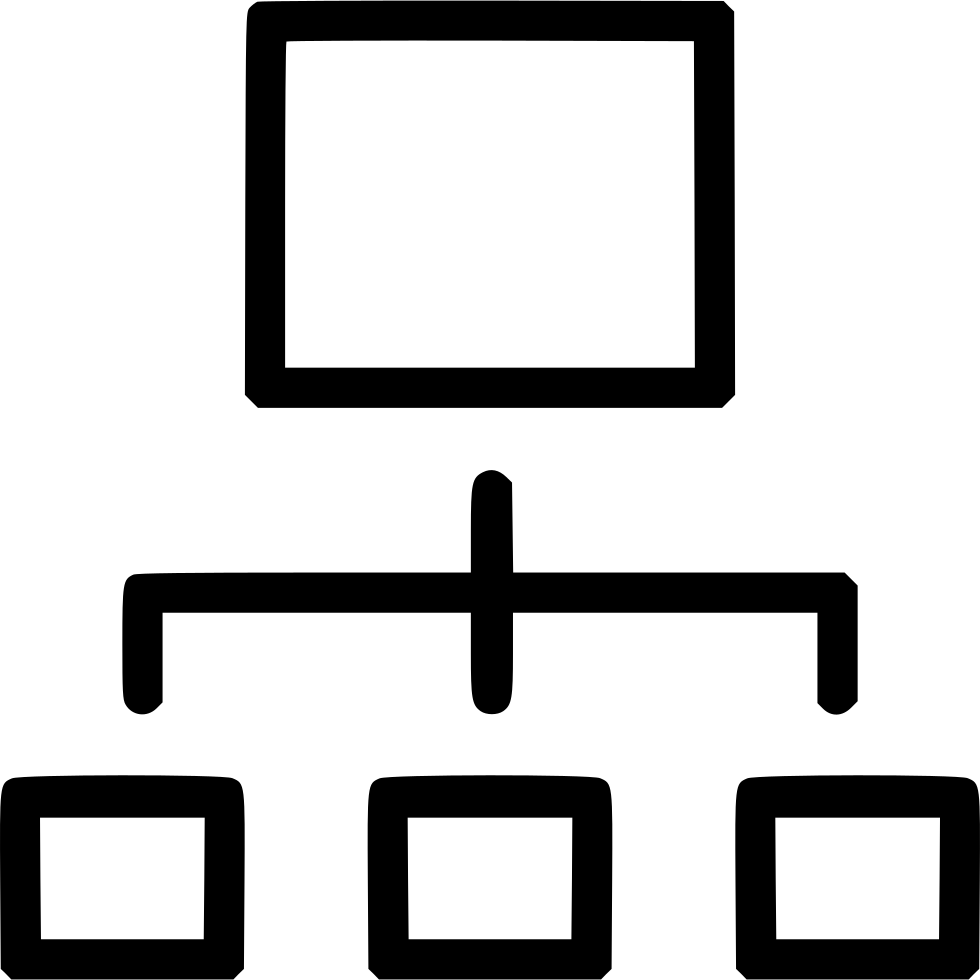Sitemap Internet: Servers Network Connection Internet Sitemap Svg Png Icon