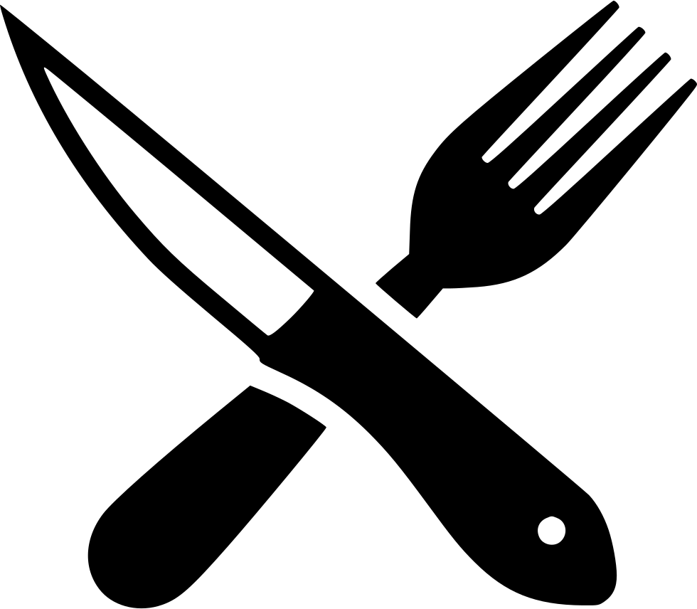 Fork And Steak Knife Svg Png Icon Free Download 477855