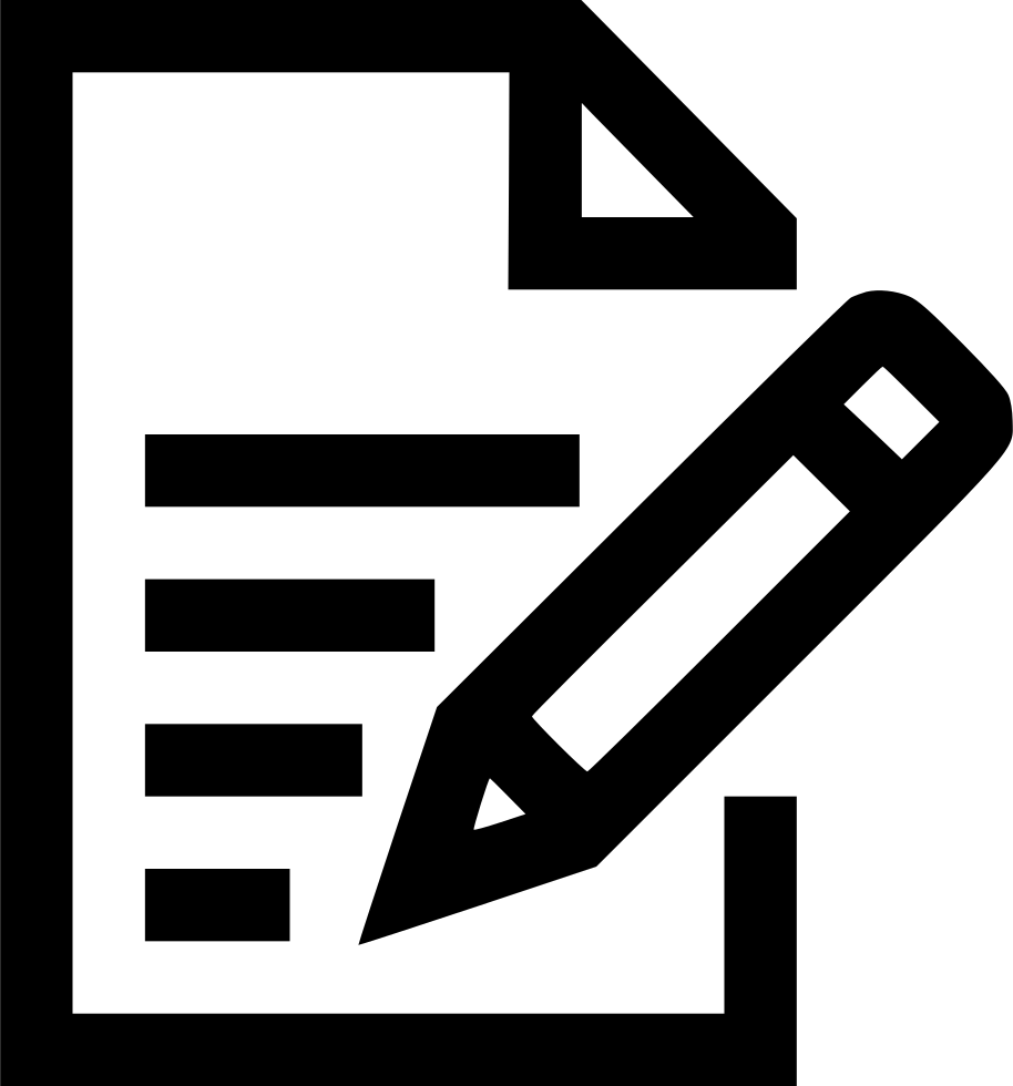 Pen And Book Icon Png on Latest Writing A Memo
