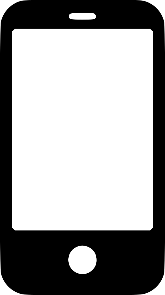 Smartphone Svg Png Icon Free Download (#488134 ...