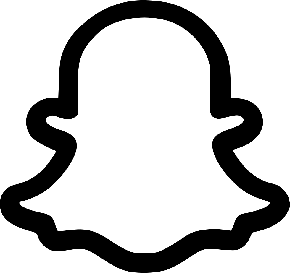 Snapchat Svg Png Icon Free Download (#529790 ...