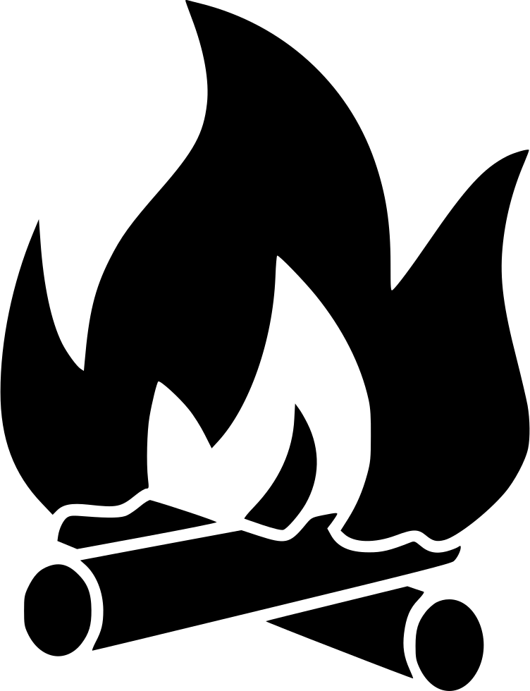 Camp Fire Svg Png Icon Free Download 548229