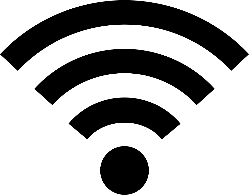 wifi medium signal symbol svg png icon free download