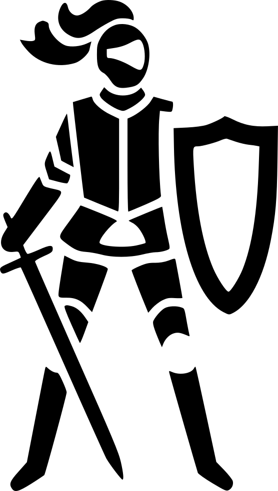 Knight Svg Png Icon Free Download (#571049