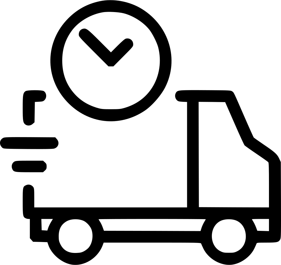 Fast Delivery Van Shipping Transport Svg Png Icon Free ...
