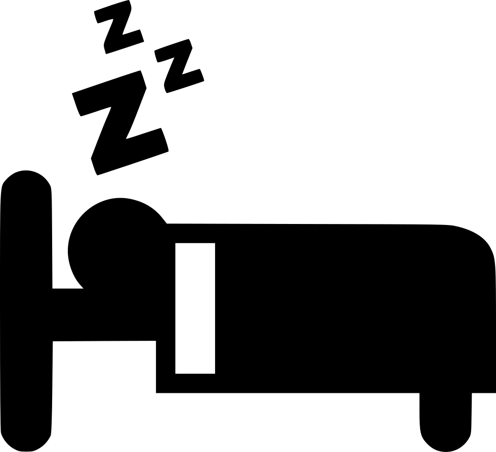 Bed Sleep Sleeping Svg Png Icon Free Download (#571830 ...
