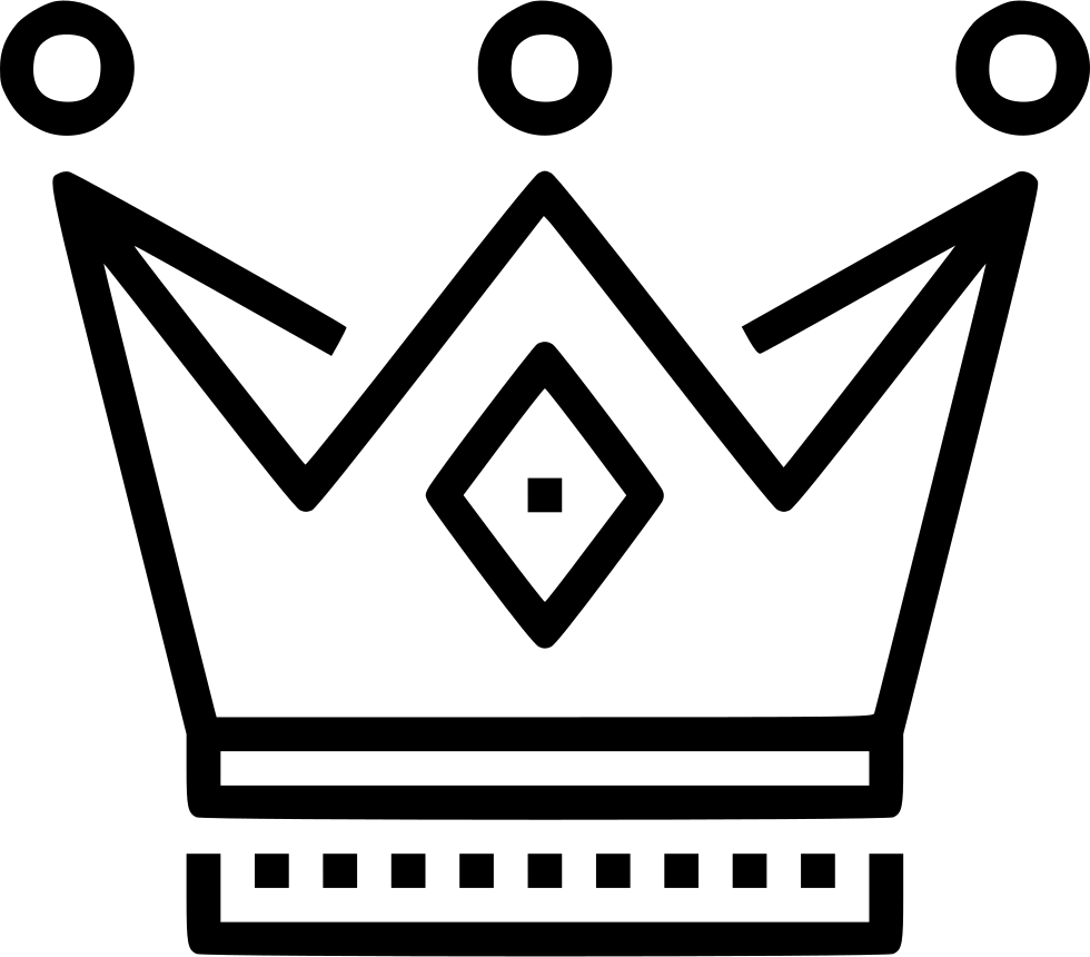 Kings Crown Svg Png Icon Free Download (#573385