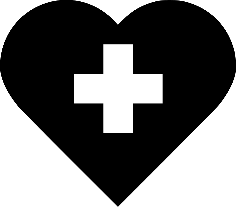 heart plus svg png icon free download   573949