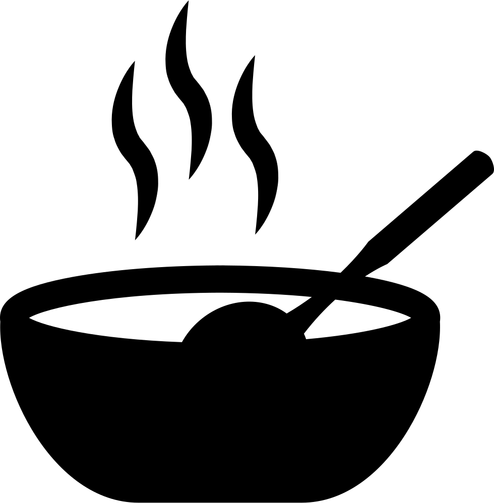 Hot Food In A Bowl Svg Png Icon Free Download (#59079 ...