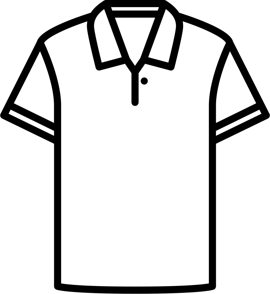 Cotton Polo Shirt Svg Png Icon Free Download (#62945 ...