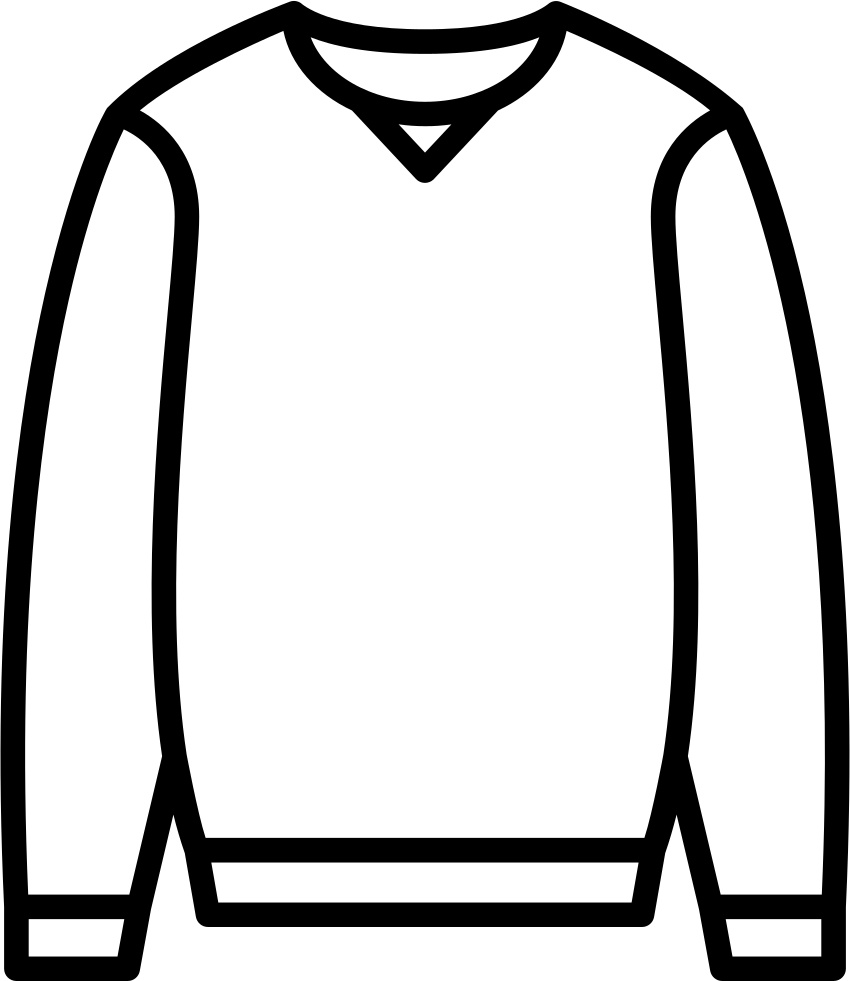 Sweater Svg Png Icon Free Download 62954