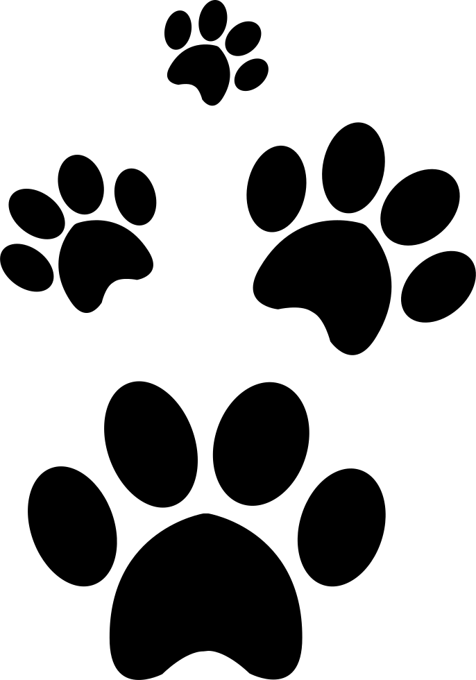 (#74607 Svg Icon Paws Png  Free Pets Download