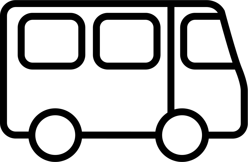Bus Outline Svg Png Icon Free Download (#10327