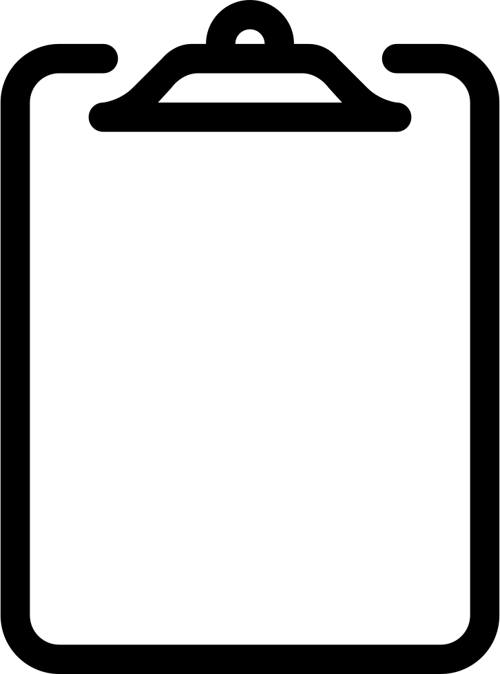 .Clipboard Svg Png Icon Free Download (#103810 ...