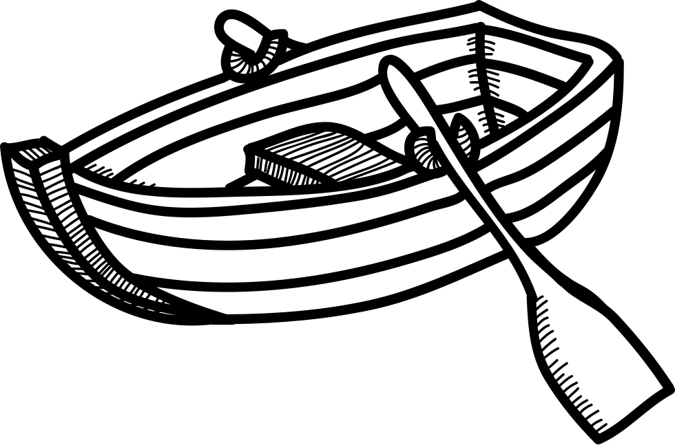 rowing boat svg png icon free download   10626