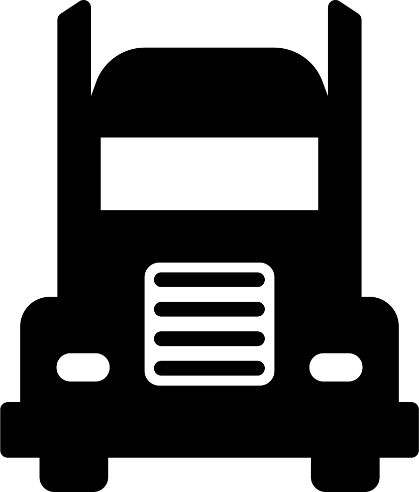 Food Delivery Truck Clipart