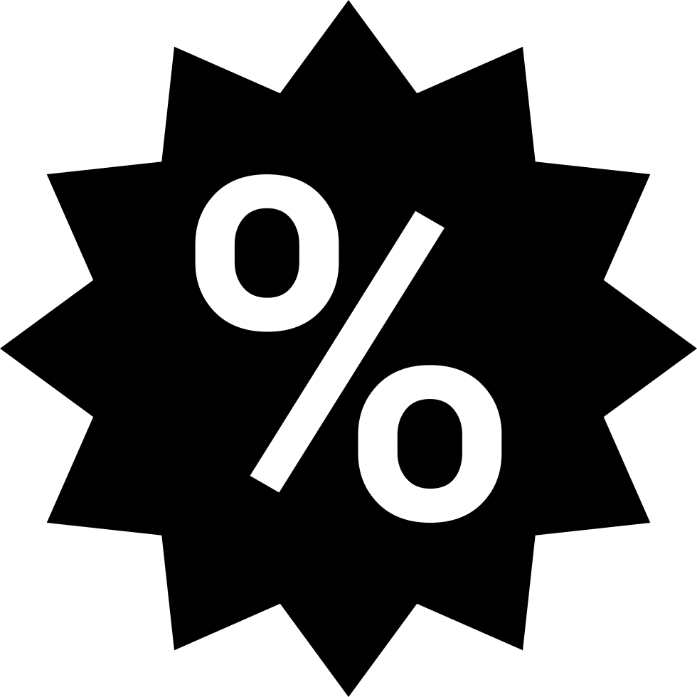 Sale label with percentage symbol svg png icon free download sale label with percentage symbol comments biocorpaavc Choice Image