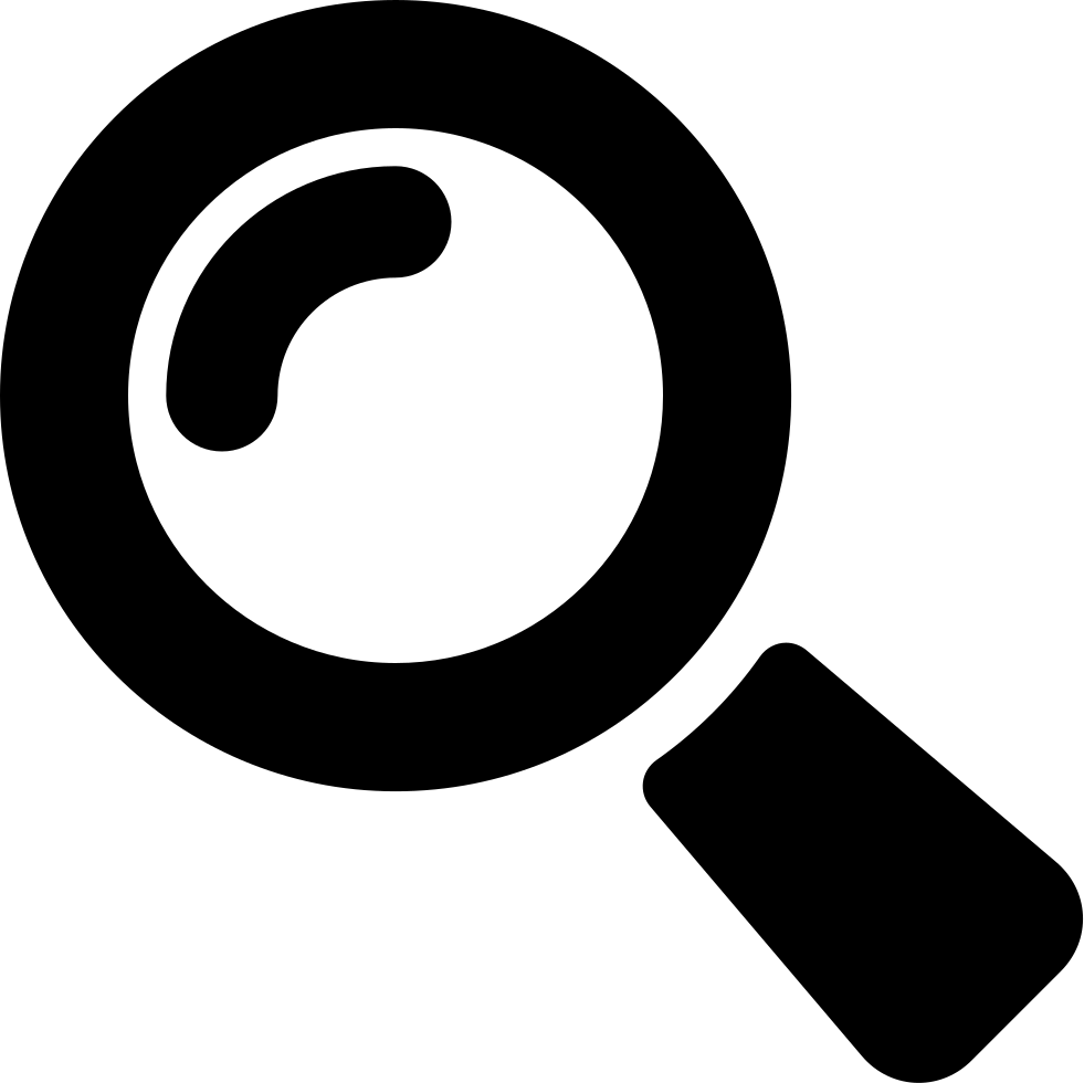 Zoom Or Search Interface Tool Symbol Svg Png Icon Free