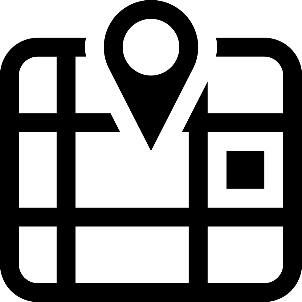 Map Grid With Placeholder Interface Symbol Svg Png Icon Free