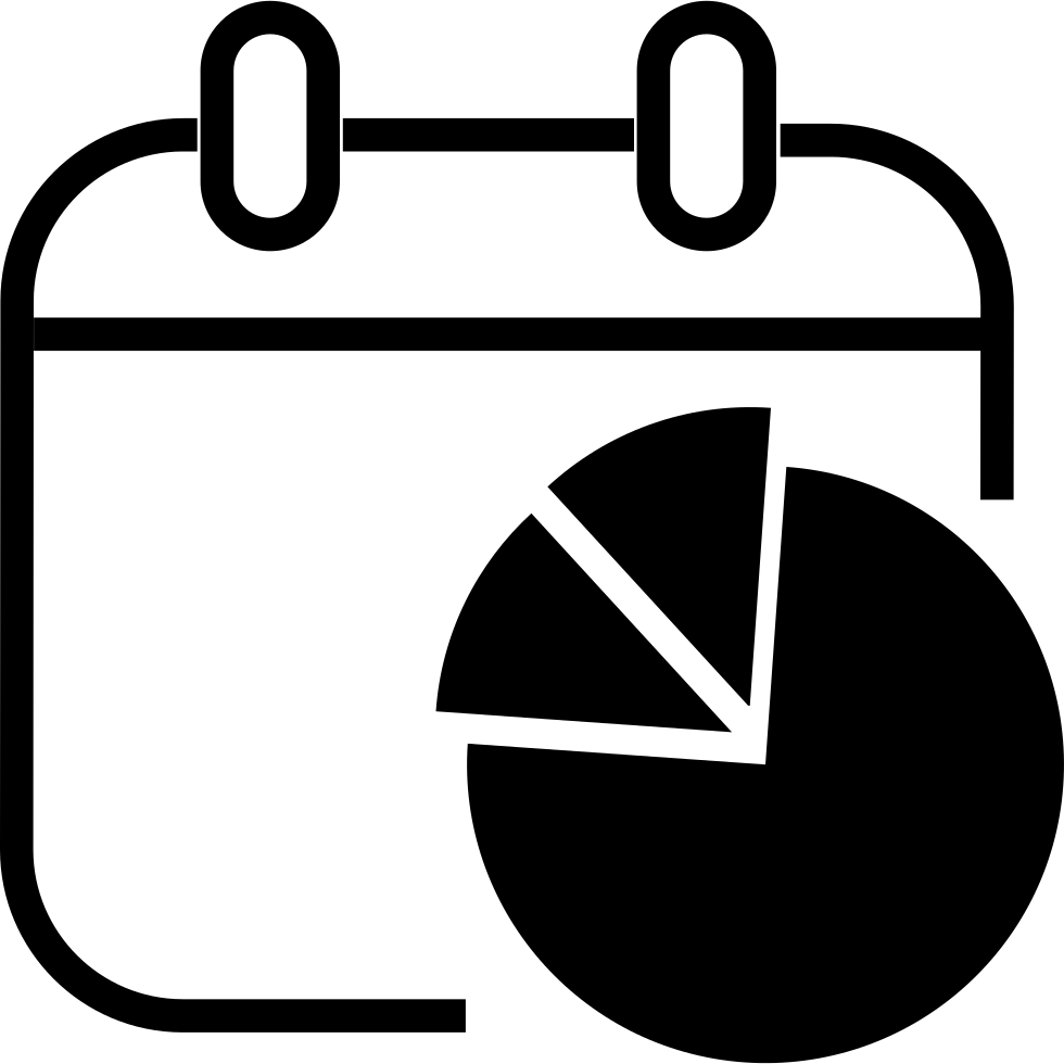 Monthly Project Management Statistics Svg Png Icon Free ...