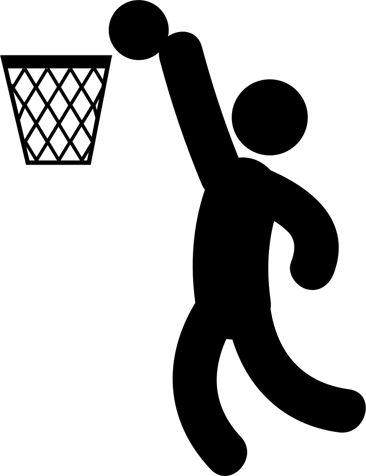 Basketball Svg Png Icon Free Download (#130932 ...
