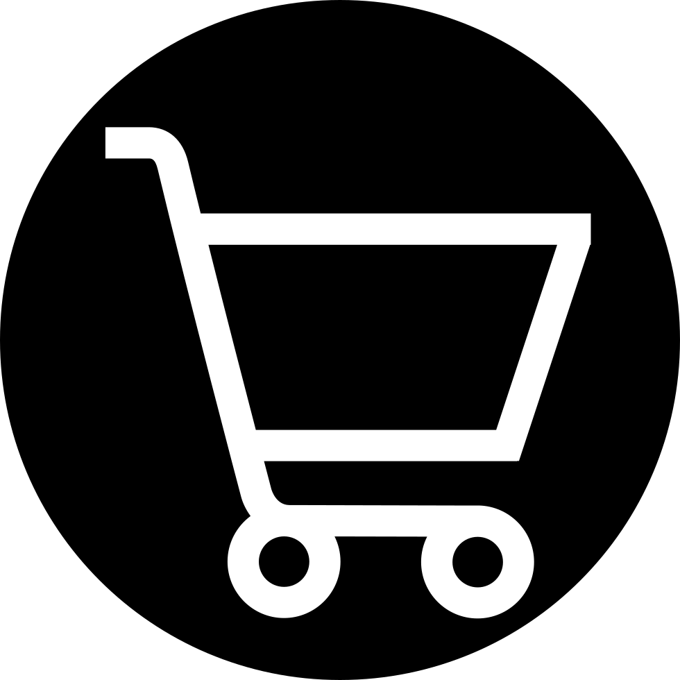 Cart Icon Png White - The Best Cart