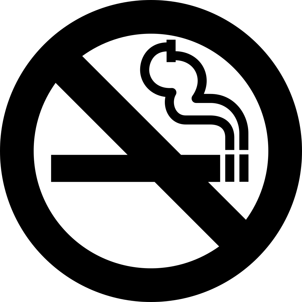 Popular Social Networking Icons: I No Smoking Svg Png Icon Free Download (#140051