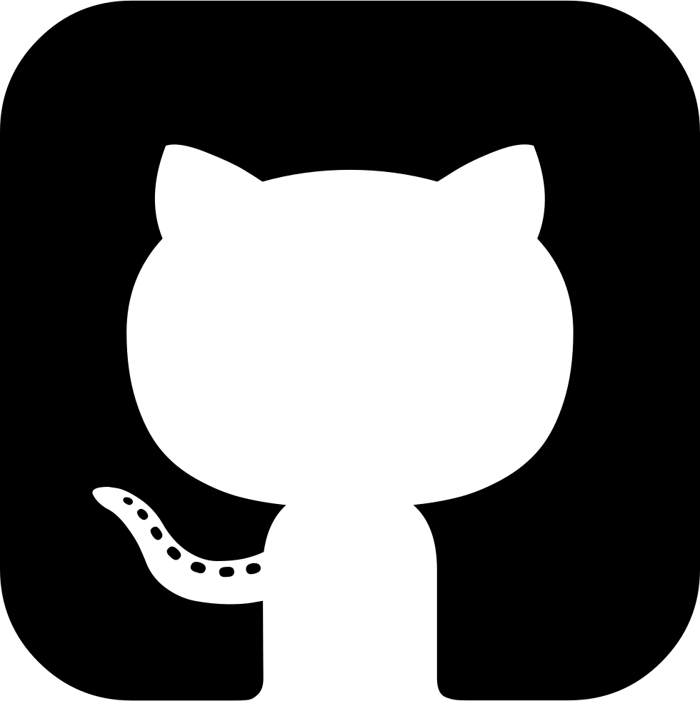 Github Square Svg Png Icon Free Download (#140753