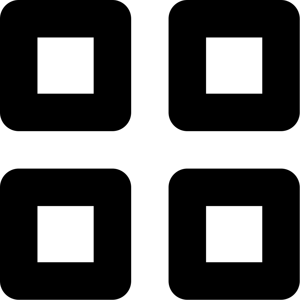 Grid Apps Squares Blocks Svg Png Icon Free Download 1479