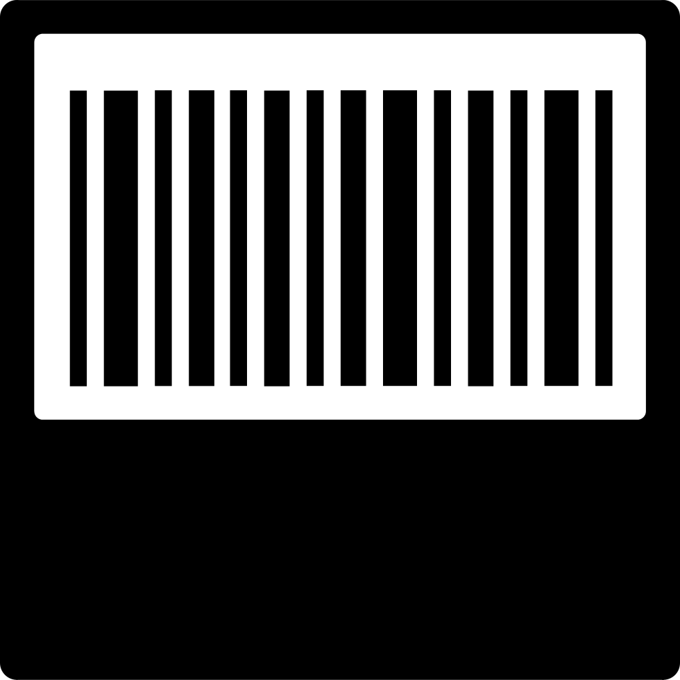 Barcode Square Svg Png Icon Free Download (#156685 ...