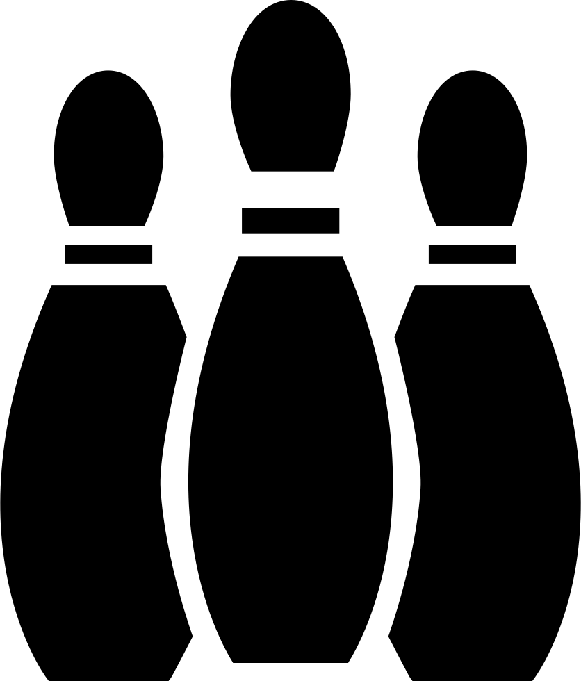 Huilv bowling alley svg png icon free download (#157423.