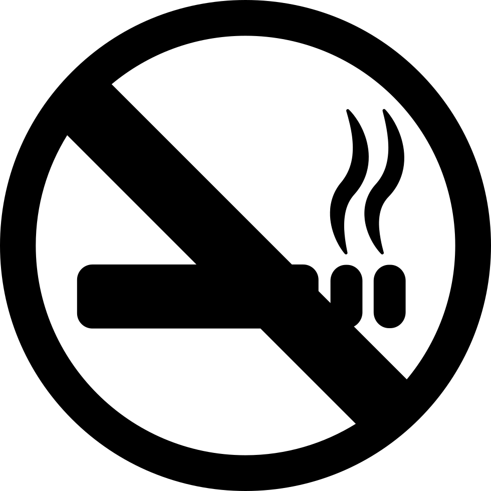 No smoking svg png icon free download 157716 onlinewebfonts png file svg buycottarizona