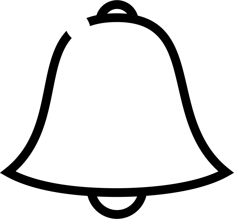 Small Bell Svg Png Icon Free Download (#160125 ...