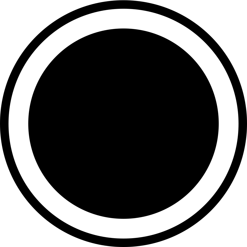 Double Circle Svg Png Icon Free Download (#184733 ...