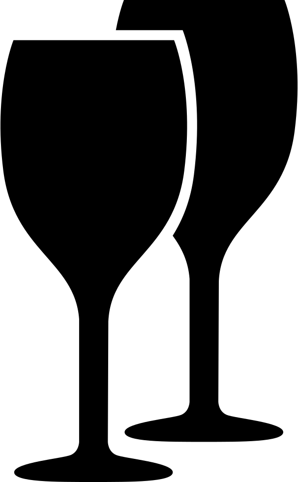 958db7a9885 Wine Glasses Black Couple Svg Png Icon Free Download ( 19359) -  OnlineWebFonts.