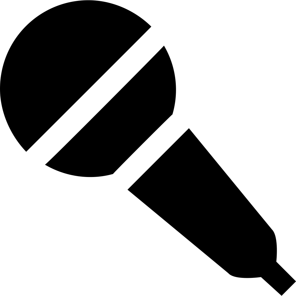Microphone Svg Png Icon Free Download (#193627) - OnlineWebFonts.COM