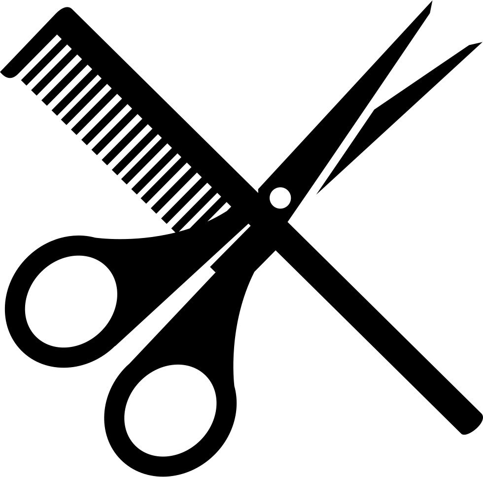 scissors and comb svg png icon free download   19398 beautician birthday clipart beautician clipart free
