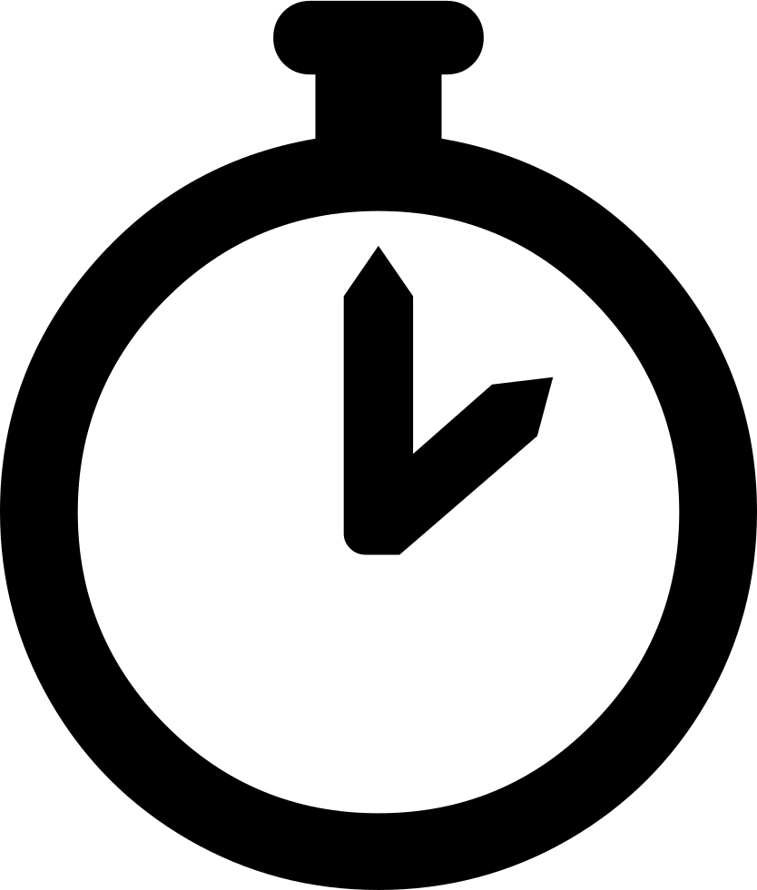 pocket watch svg png icon free download 20107